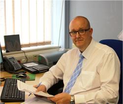 Tony Marsh - National Installations Manager