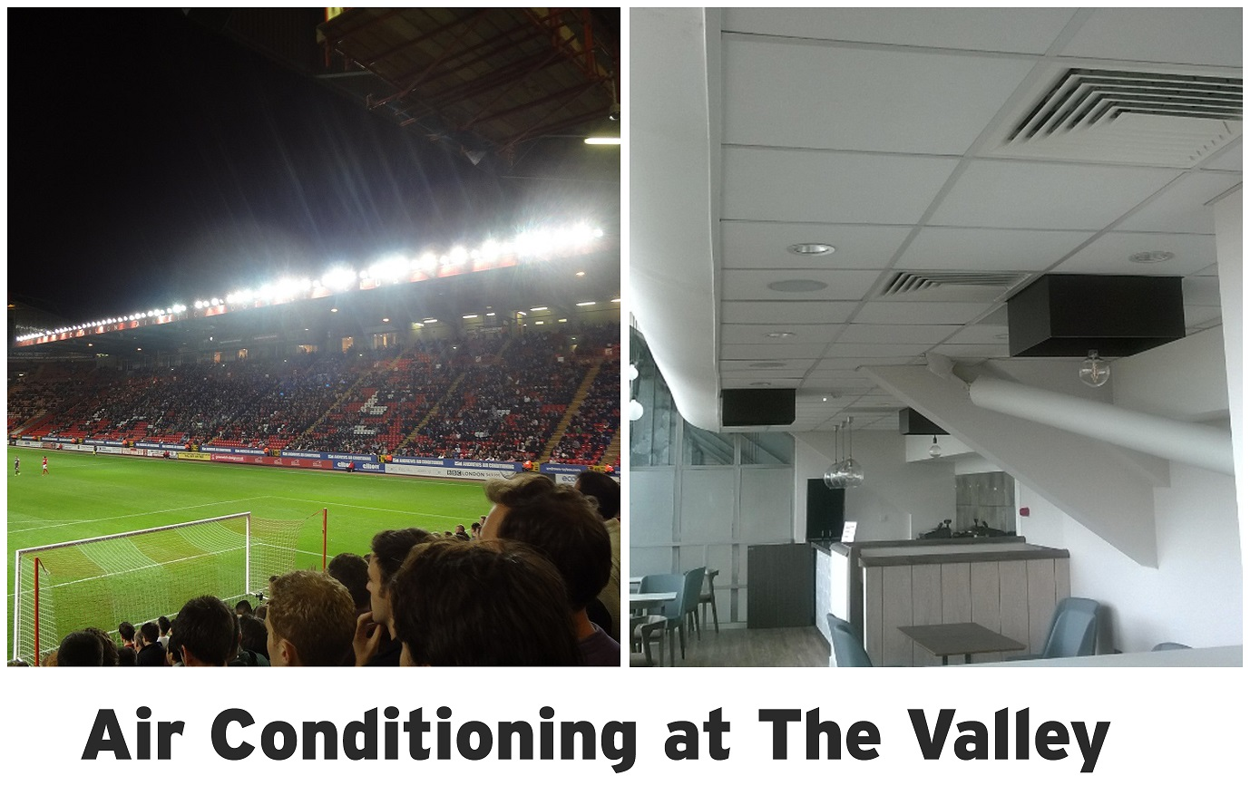 Air Conditioning at The Valley