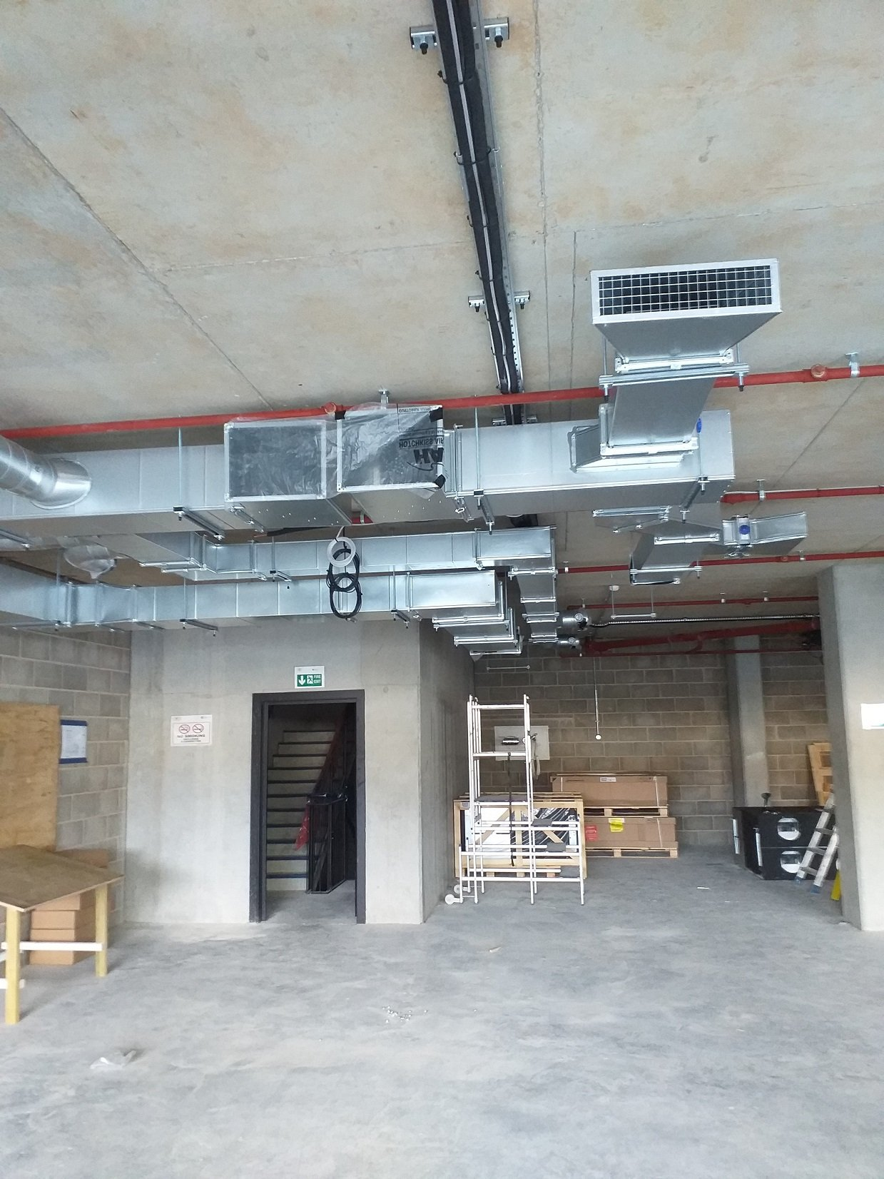 Andrews provides new day nursery with all-encompassing HVAC system